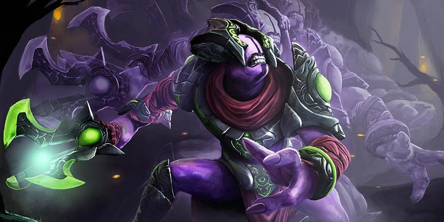 История Faceless Void