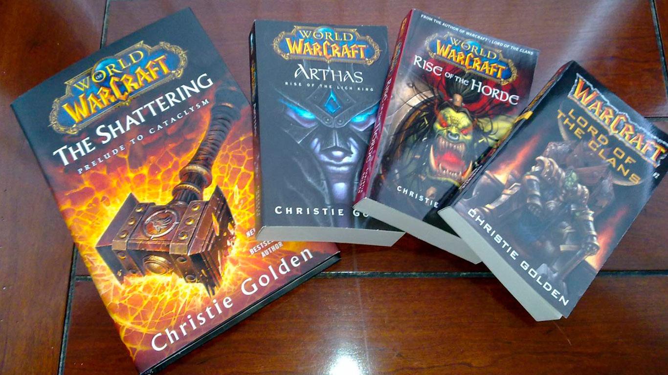 Книги warcraft скачать торрент