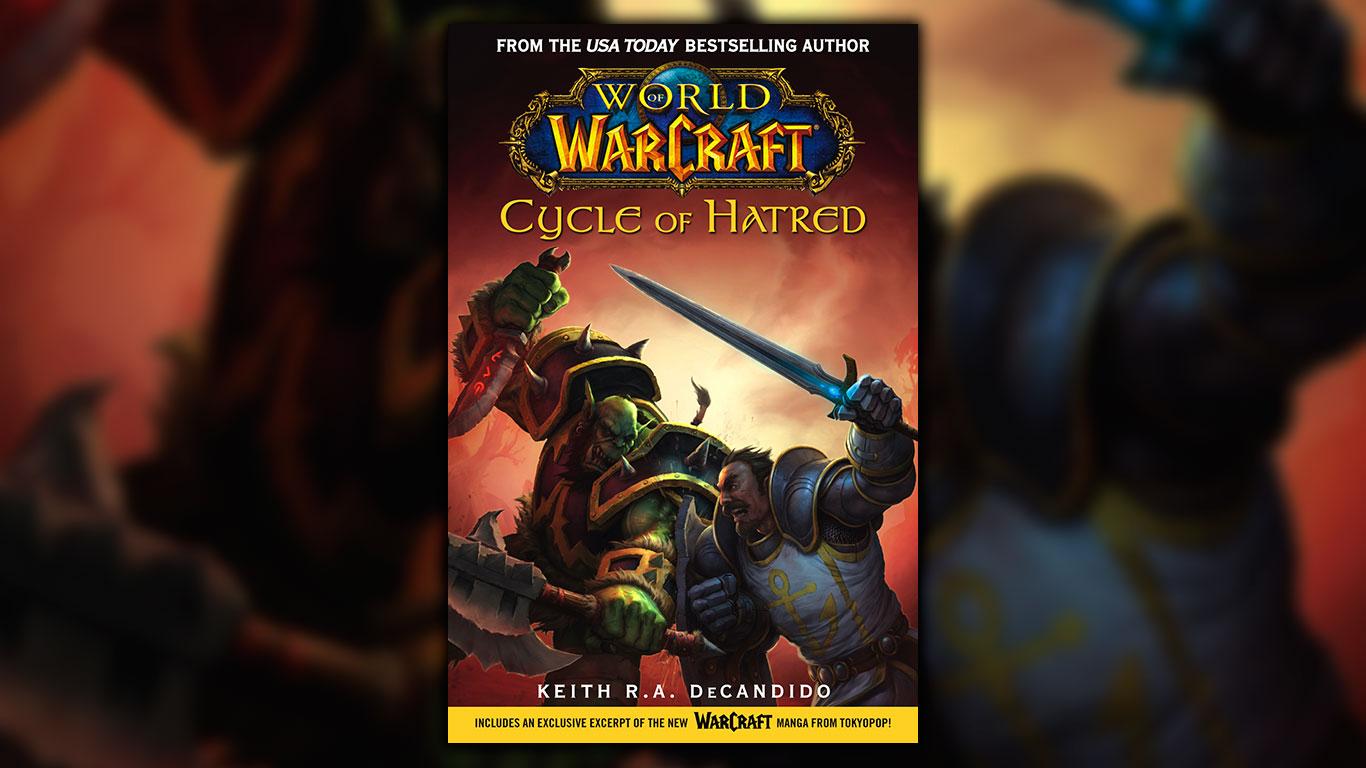 Скачать книгу world of warcraft круг ненависти