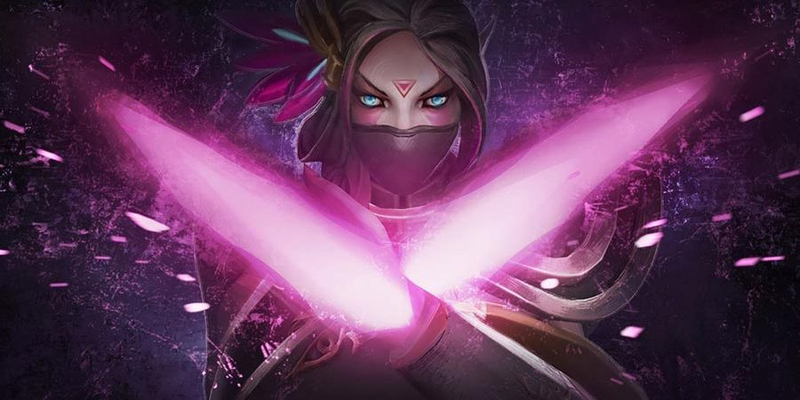 История Templar Assassin