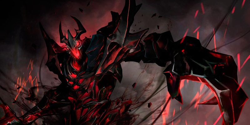 История Shadow Fiend