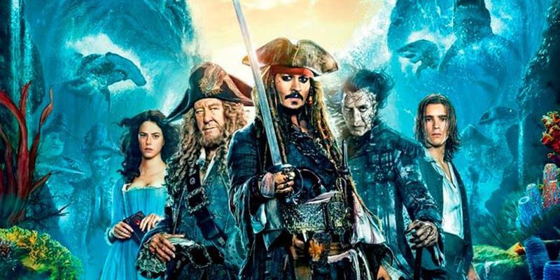 Обзор фильма «Пираты Карибского моря 5»
