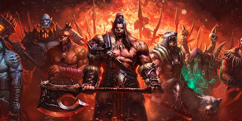 События World of Warcraft: Warlords of Draenor