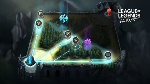 Гайд по карте League of Legends: Wild Rift