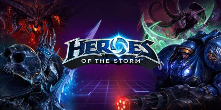 Heroes of the Storm: ОБТ
