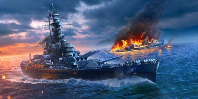 World of Warships: ОБТ подходит к концу