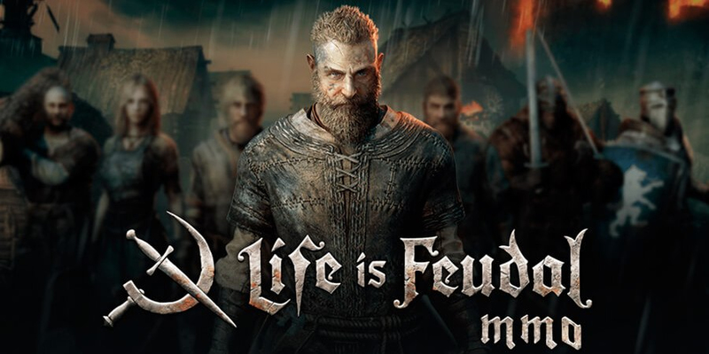 ОБТ и ранний доступ Life is Feudal: MMO в Steam