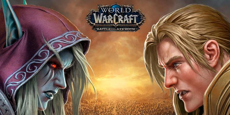 World of Warcraft: Battle for Azeroth выйдет 14 августа