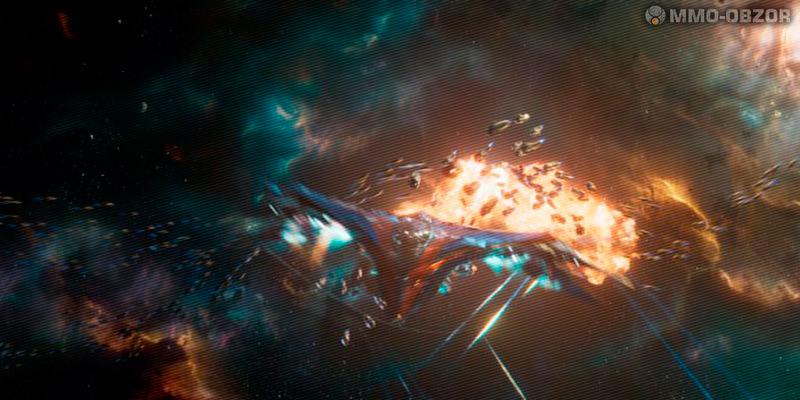 Сражение в космосе